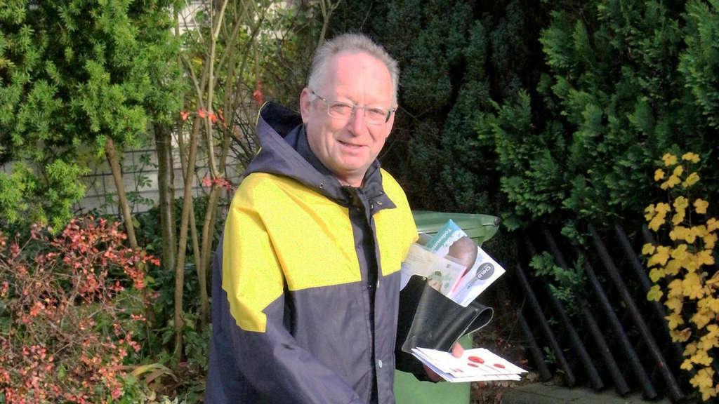 Briefe Von Wagner : Als postbote lief er fünfmal um die welt hna