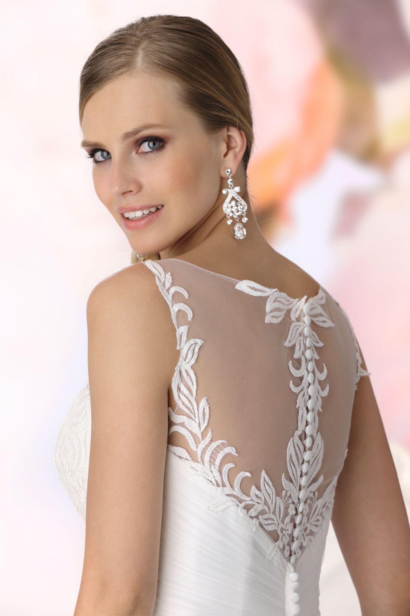 Ungewöhnlich Perfekte Brautkleid Ideen - Hochzeit Kleid Stile Ideen ...