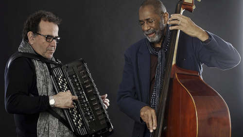 Meisterwerk made in Kassel: Jazz-Legenden Ron Carter und Richard Galliano