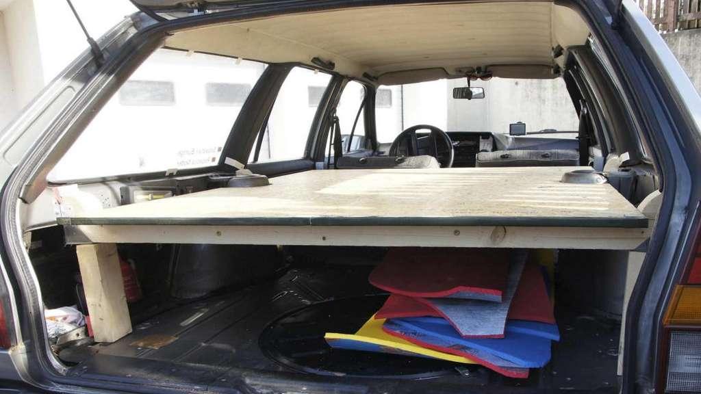 9000 kilometer mit altem passat k rler fahren vom allg u. Black Bedroom Furniture Sets. Home Design Ideas
